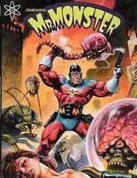 Mr. Monster: Worlds War Two