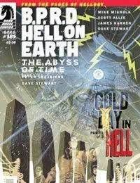 B.P.R.D. Hell on Earth: A Cold Day in Hell