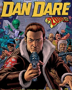 Dan Dare: The 2000 AD Years