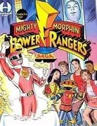 Mighty Morphin Power Rangers Saga