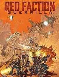 Red Faction: Guerrilla Book #1 A Fire On Mars