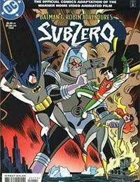 Batman and Robin Adventures: Sub-Zero