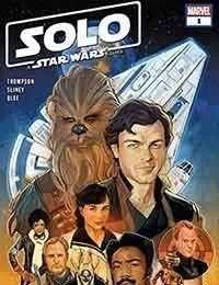 Solo: A Star Wars Story Adaptation