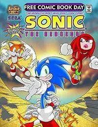 Sonic the Hedgehog Free Comic Book Day Edition