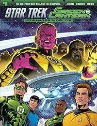 Star Trek/Green Lantern (2016)