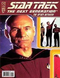 Star Trek: The Next Generation: The Space Between