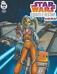 Star Wars Forces of Destiny-Hera