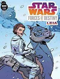 Star Wars Forces of Destiny-Leia