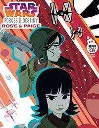 Star Wars Forces of Destiny-Rose & Paige