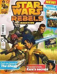 Star Wars Rebels Magazine