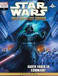 Star Wars: Darth Vader and the Lost Command (2011)