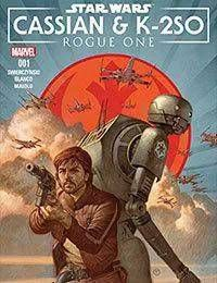 Star Wars: Rogue One - Cassian & K2SO Annual
