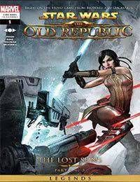 Star Wars: The Old Republic - The Lost Suns