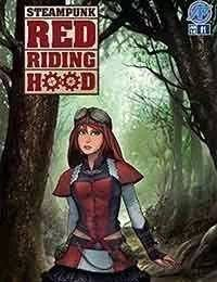 Steampunk Red Riding Hood
