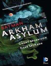 Batman: Arkham Asylum 25th Anniversary Edition