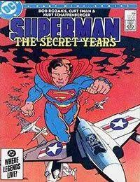 Superman: The Secret Years