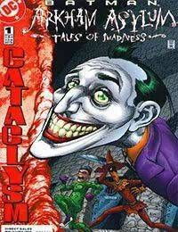 Batman: Arkham Asylum-Tales of Madness