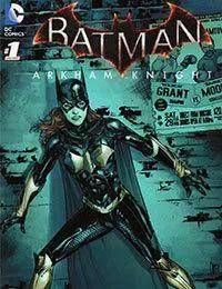 Batman: Arkham Knight: Batgirl Begins