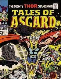 Tales of Asgard (1968)