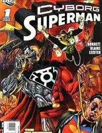 Tales of the Sinestro Corps: Cyborg Superman
