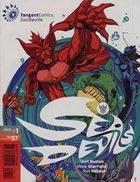 Tangent Comics/ Sea Devils
