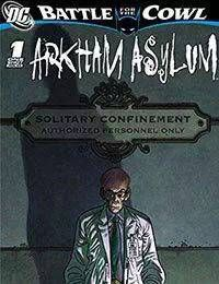 Batman: Battle for the Cowl: Arkham Asylum