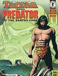 Tarzan vs. Predator at the Earths Core