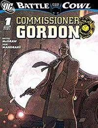Batman: Battle for the Cowl: Commissioner Gordon