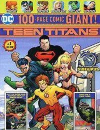Teen Titans Giant