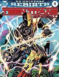 Teen Titans: The Lazarus Contract Special