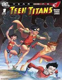 Teen Titans: Year One