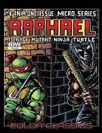 Teenage Mutant Ninja Turtles Color Classics: Raphael Micro-Series One-Shot