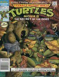 Teenage Mutant Ninja Turtles II: The Secret of the Ooze Official Movie Adaptation