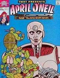 Teenage Mutant Ninja Turtles Presents: April ONeil (May East Saga)