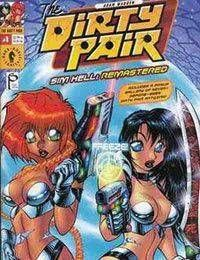 The Dirty Pair: Sim Hell Remastered