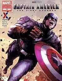 AAFES 12th Edition [Captain America: The First Avenger]