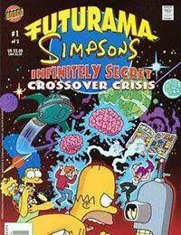 The Futurama/Simpsons Infinitely Secret Crossover Crisis