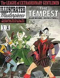 The League of Extraordinary Gentlemen Volume 4: The Tempest