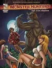 The Monster Hunters Survival Guide Case Files: Sasquatch
