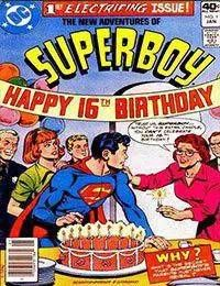 The New Adventures of Superboy