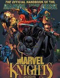 The Official Handbook of the Marvel Universe: Marvel Knights