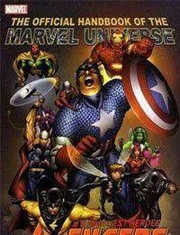 The Official Handbook of the Marvel Universe: The Avengers