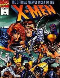 The Official Marvel Index To The X-Men (1994)