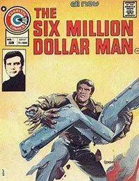 The Six Million Dollar Man [comic]