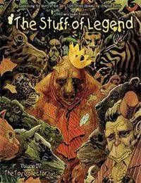 The Stuff of Legend: Volume IV: The Toy Collector