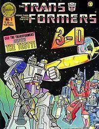 The Transformers in 3-D