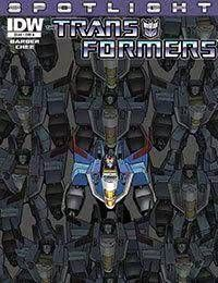 The Transformers Spotlight: Thundercracker