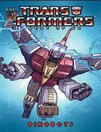 The Transformers: Best of UK: Dinobots