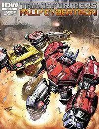 The Transformers: Fall of Cybertron