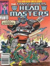 The Transformers: Headmasters